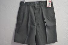 NWT Youth Polo Ralph Lauren for Boys Chino Shorts Forest Green 20 Cotton