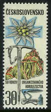 Czechoslovakia 1750, MNH. Slovak Alpine Club, 50th anniv. 1971