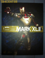 Ready! Hot Toys 1/6 Iron man 3 Mark XLII 42 Power Pose PPS 001 Figure New