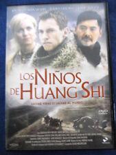 DVD Los Niños de Huang Shi,Chow Yun Fat