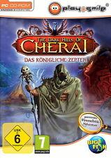 THE DARK HILLS OF CHERAI * DAS KÖNIGLICHE ZEPTER *  WIMMELBILD-SPIEL   PC CD-ROM