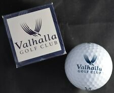 VALHALLA GOLF CLUB Logo (Titleist DT Solo) GOLF BALL in Box