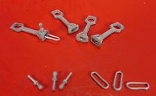 On3/On30 WISEMAN PARTS #O261 LONG SHANK LINK & PIN COUPLERS FIT KADEE #5 POCKET