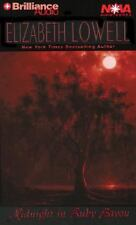 Midnight in Ruby Bayou by Elizabeth Lowell (2001, Cassette, Abridged)