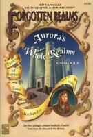 Aurora's Whole Realm Catalog Hardcover Anne B. Brown