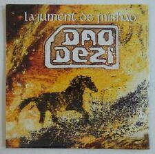 """DAO DEZI : LA JUMENT DE MISHAO  (12"""" REMIX) ♦ NEUF / NEW CD ♦"""