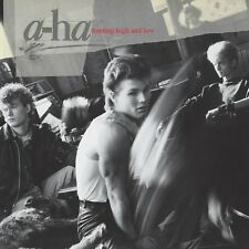A-Ha - Hunting High and Low - New Clear Vinyl LP