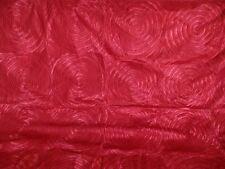Couvre lit.Couverture.Couvre canapé. Bedspread. HANDMADE Silk. CONRAN.DECORATION