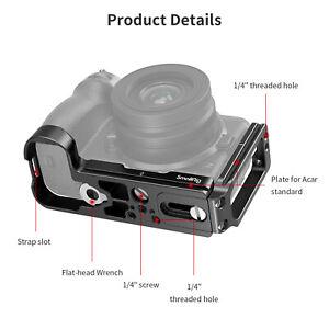 SmallRig L Bracket Camera (Extendable Side Plate) for Nikon Z5/Z6/Z7 Camera 2947