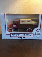 ERTL 1926 Mack Bulldog Delivery Truck with Crates 'Sullys Hobbies'