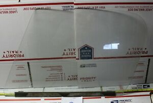 Alfa Romeo Spider Window Glass Right or Left Hand sides 1976 Sicursiv Tempered.