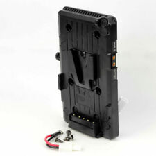 V-mount V-lock Battery Plate Mount BasePlate fr Sony PRO-X IDX Studio Lighting
