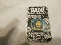 The Bam Box Game Of Thrones Expansion  Enamel Pin John Snow Glove Sealed Rare