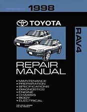 1998 Toyota RAV4 OEM Repair Manual