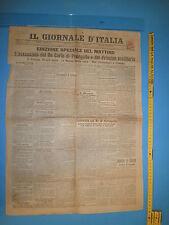 02/02/1908 IL GIORNALE D'ITALIA L'assassinio del Re Carlo di Portogallo 336