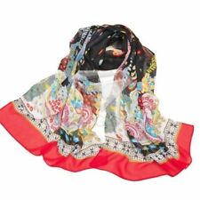 Chiffon Bandana Scarves and Wraps for Women