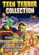 Teen Terror Collection.3 DVD Box. New In Shrink! R4