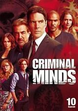 Criminal Minds Complete Tenth Season Series 10 DVD R1 6 Discs