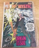 Ms Mystic PC Comic Book Issue #1 Origin Issue