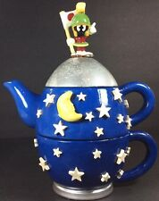 Laraine Eggleston Marvin In Space HTF Tea For One Teapot COA Collectable