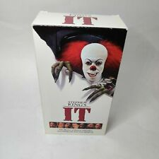 Stephen King's IT 1990 VHS Hi-fi  (Horror, Tim Curry) Not Rated
