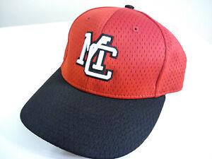Carolina Mudcat Minor League Baseball Hat Richardson 400S5 Spandex One Size