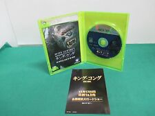 Xbox360 -- PERTER JACKSON'S KING KONG -- JAPAN. GAME. Work. 45163