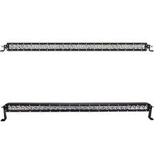 "Slim 40"" 200W Offroad Single Row CREE Chips LED Light Bar Combo Beam 41Inch"