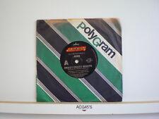 45 Vinyl Records Kiss Crazy Crazy Nights
