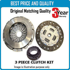 3 PIECE CLUTCH KIT  FOR CITROÃ‹N CK9795 OEM QUALITY