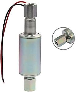 Universal Electric Fuel Pump E8153 12 V 10-14 PSI 35 GHP 3/8 hose Diesel Engines