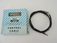 NOS Wassell Decompressor Cable Matchless AJS BSA 500 Singles G80CS 18CS W2