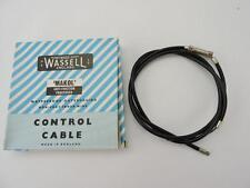 NOS Wassell Decompressor Cable Matchless AJS BSA 500 Singles G80CS 18CS W2