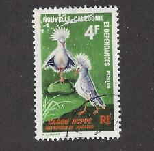 NEW CALEDONIA - 364 & 366 - USED - 1967 - 1968 -BIRDS - KAGU AND TAROU