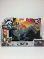 """2017 Jurassic World Fallen Kingdom 6"""" Allosaurus Action Figure Mattel"""
