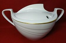 HUTSCHENREUTHER china MONDIAL pattern Round Covered Vegetable Serving  Bowl