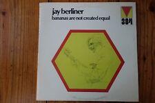 Jay Berliner – Bananas Are Not Created Equal MAINSTREAM MRL 384 (PROMO)
