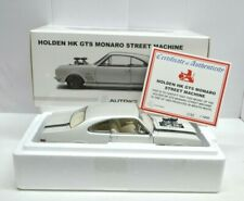 1:18 Scale Holden Monaro HK Street Machine White Autoart  Model Cars Diecast