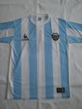 Argentina Le Coq Sportif WC 86 commemorative SHIRT