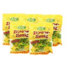 (1,79 EUR/100 g) 5x 100g Zitrone Honig Bonbons Honigbonbons