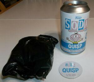 Funko Soda Quaker Oats Quisp Figure, Common
