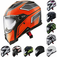 Caberg Full Face Helmets with Integrated Sun Visor