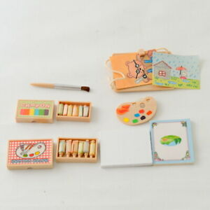 reserved for ch-463917 Sylvanian Families SCHOOL COLLECTION PAINTING SET