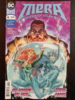 MERA: Queen of Atlantis #4 (of 6) (2018 DC Universe Comics) ~ VF/NM Book