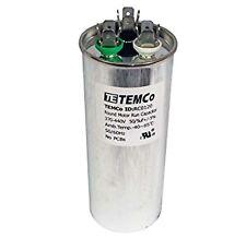 Motor Run AC Capacitor 50/5 uF, 370-440V AC ( 28P321 )