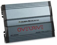 Power Acoustik OD1-3500D 3500W RMS Overdrive Series Mono Amp Car Audio Amplifier