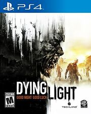 Neuf Dying Light (Sony Playstation 4, 2014)