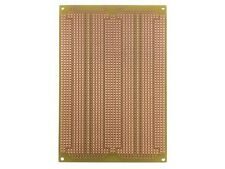 "VELLEMAN BBO1 SOLDERABLE BREAD BOARD PCB - (3.94"" x 6.30"")"