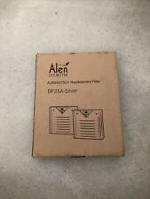 Alen Live Better Replacement Filter ~ A350/A375Uv ~ Bf25A Silver