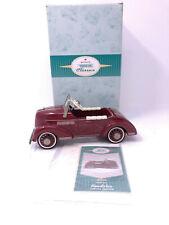Hallmark 1941 Garton Roadster Limited Edition Kiddie Car Classics Die Cast